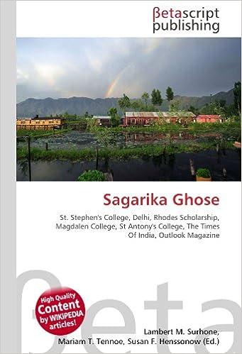 Amazon fr - Sagarika Ghose: St  Stephen's College, Delhi