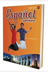 Espanol Santillana, Middle School 1B, Teacher's Edition