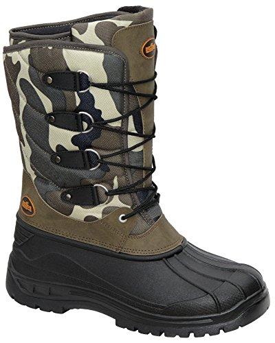 Blizzy chaussures/bottes anti-dérapant-mod étanche chasse no 42