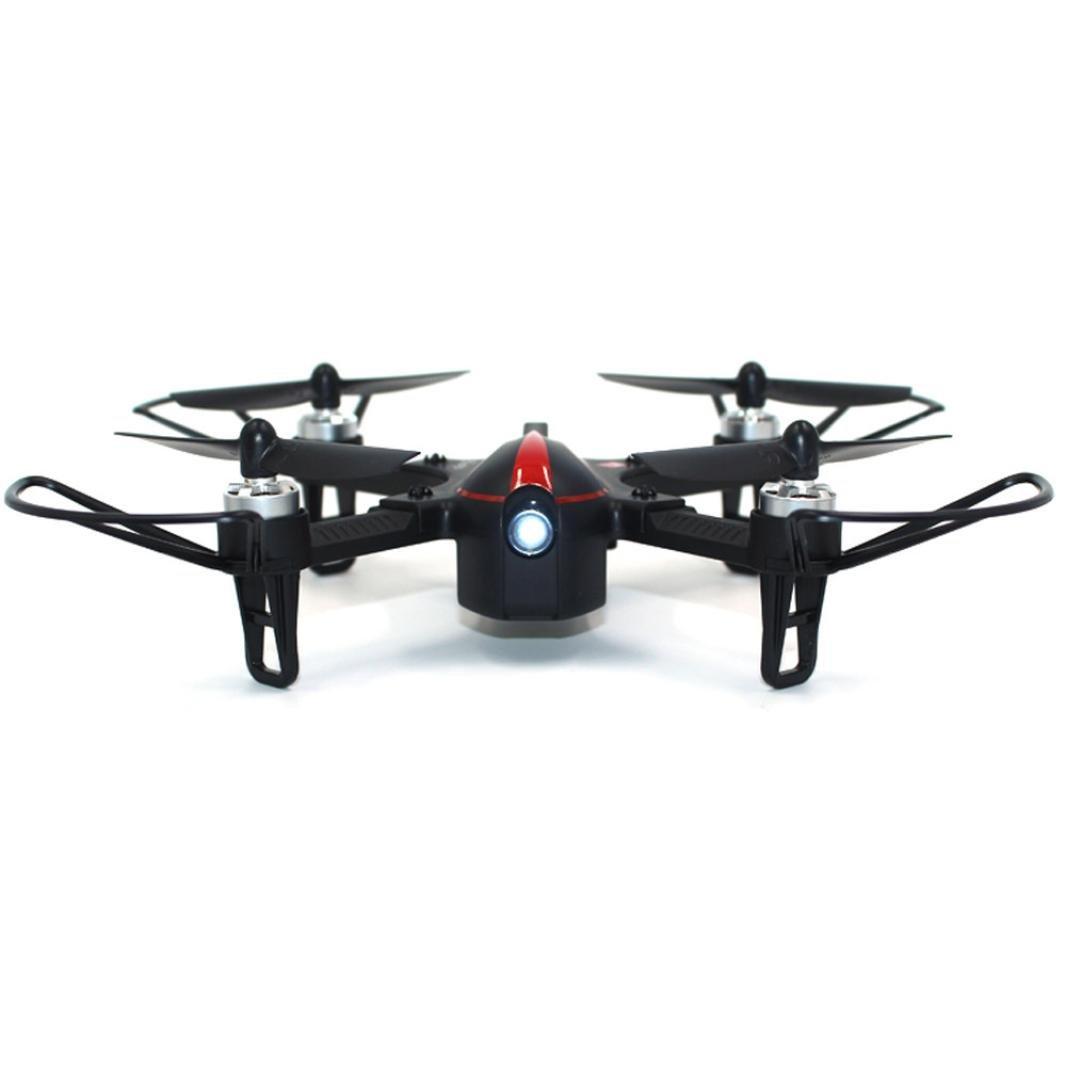 Lanspo MJX Bug3 B3mini Brushless Motor RC Flugzeug Quadcopter Fernbedienung Drohne Spielzeug Neue Drohne (Schwarz)