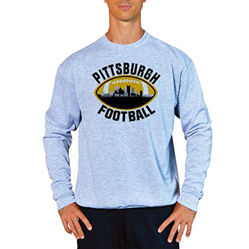 My City - Pittsburgh Football Performance Sweatshirt XX-Large