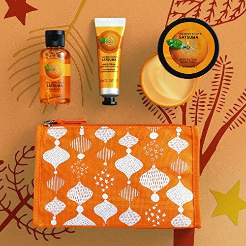 The Body Shop Satsuma Beauty Bag
