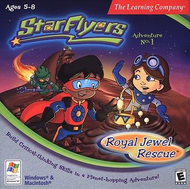 StarFlyers Royal Jewel Rescue ()