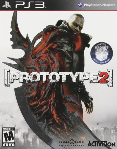 Prototype 2 - Playstation 3 (Ps3 Prototype)