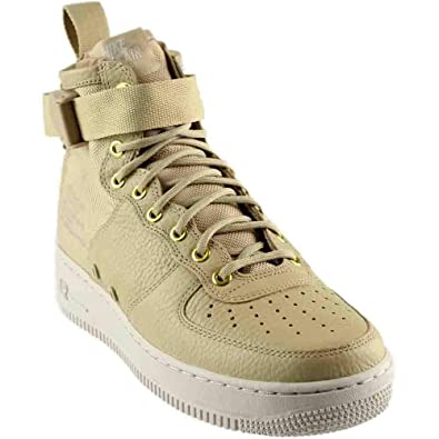 half off a6201 1d2a6 Nike Men's SF AF1 Mid Basketball Shoe: Amazon.co.uk: Shoes ...