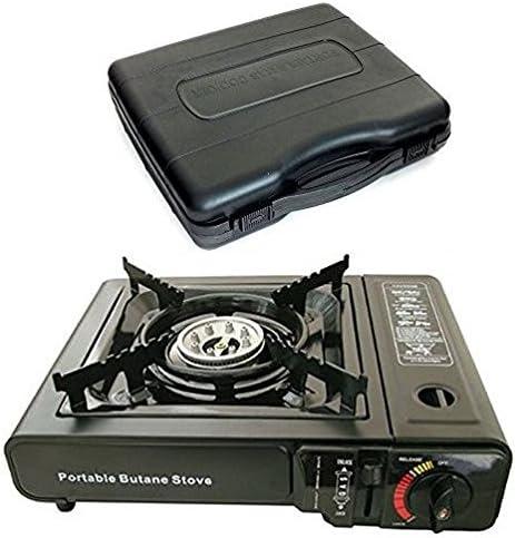 Nueva cocina sola estufa de gas portátil quemador de butano ...