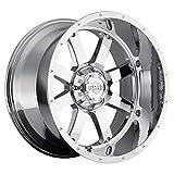 Gear Alloy 726C BIG BLOCK Wheel with Chrome Finish (20x12''/8x6.5'', -44mm Offset)