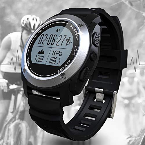 XZANTE S928 Reloj Inteligente Velocidad Al Aire Libre GPS ...