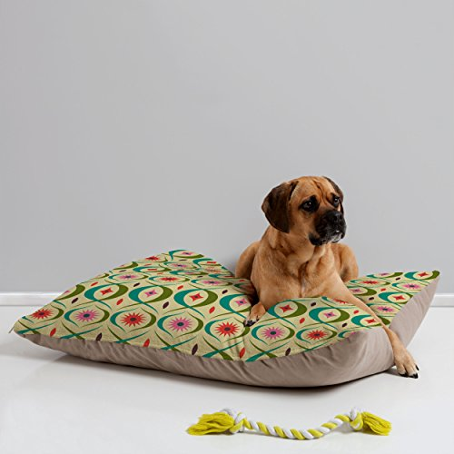 Deny Designs Andi Bird Boogaloo Sonoma Pet Bed, 40 by (Sonoma Contemporary Bed)