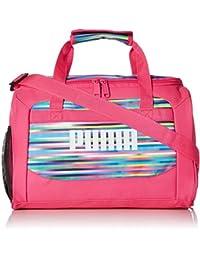 PUMA girls Puma Evercat Transformation Jr Duffel Duffel Bags