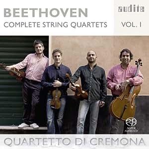 Beethoven: Complete String Quartets, Vol. 1