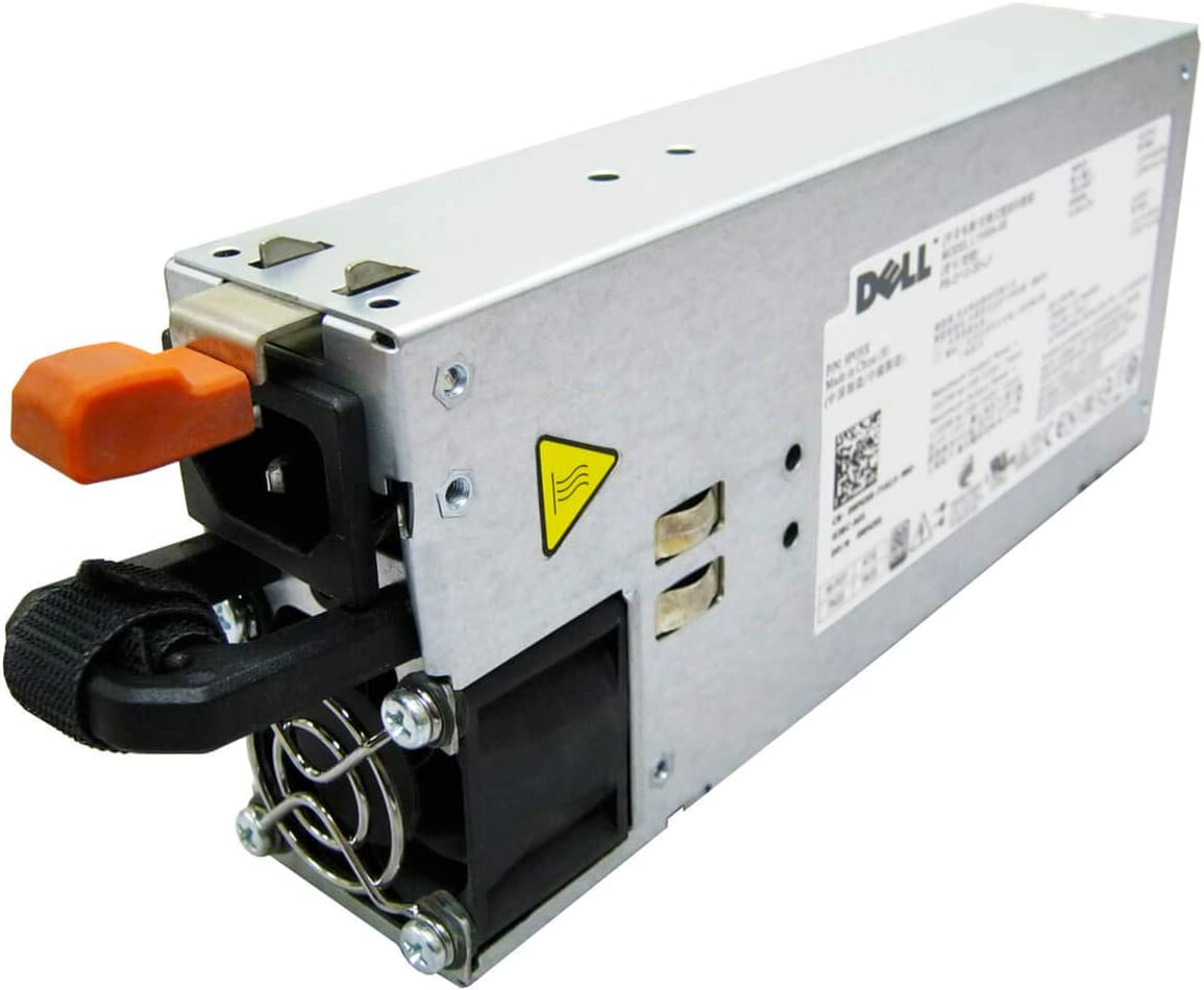 DELL 1100W Redundant Power Supply for Precision R910 Rack Workstation PN Renewed TCVRR GVHPX 3MJJP F6V5T 9PG9X 1Y45R Y613G