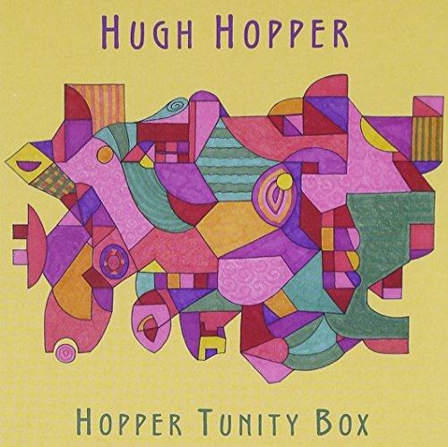 Hopper Tunity Box by Hugh Hopper - 4 Hoppers