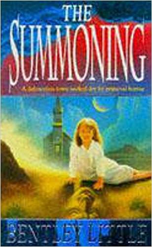 The Summoning Bentley Little 9780747241973 Amazon Books