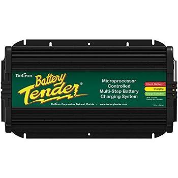 Amazon Com Battery Tender 022 0169 1 Black 36v Golf Cart
