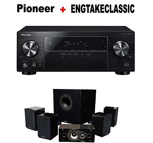 surround sound a v receiver