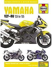 Yamaha YZF-R6, '03-'05