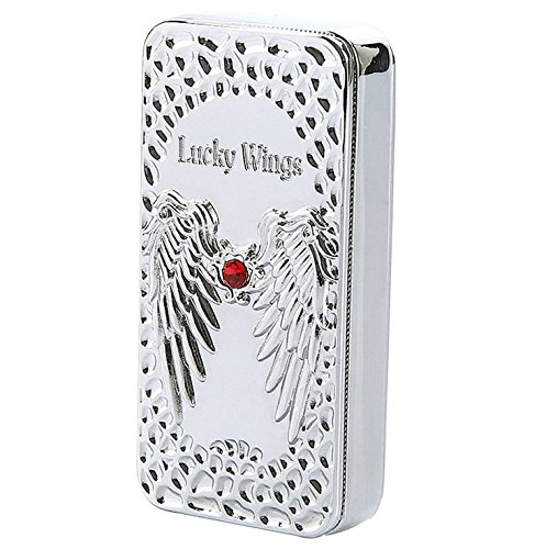 Meet USB Electronic Cigarette Lighter, Angel Wings - High Altitude Chip