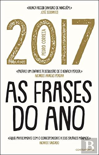 Download 2017 - As Frases do Ano (Portuguese Edition) ebook