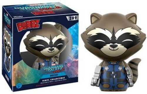 Funko Dorbz Guardians of the Galaxy 2 Rocket Toy Figure 12763 Accessory Toys /& Games Miscellaneous