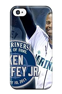 Special OUkyaCN3666pTnRr Case Cover Protector For Iphone 4/4s- Seattle Mariners