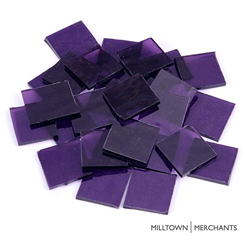 Violet Stained Glass (Milltown Merchants™ Purple 7/8