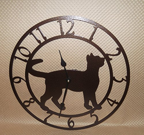 Quartz Cat Clock - 3
