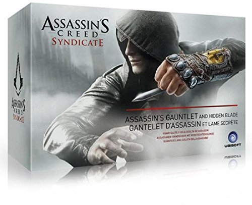 Assassin's Creed Syndicate Assassin's Gauntlet with Hidden Blade -