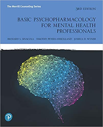 Basic Psychopharmacology for Mental Health Professionals, 3rd Edition - Original PDF