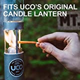 UCO 9-Hour White Candles Candle Lanterns and