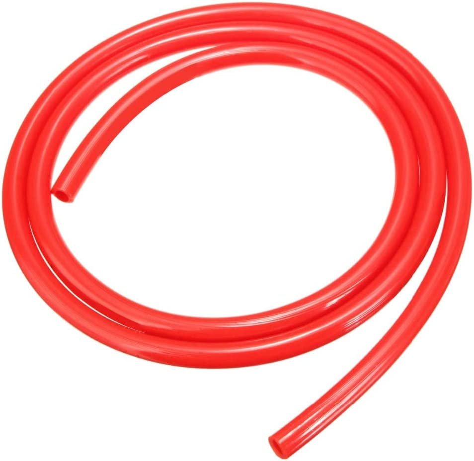 1m Bike Fuel Gas Oil Delivery Tube Hose Petrol Pipe 5mm I//D 8mm O//D MotorcycleBB