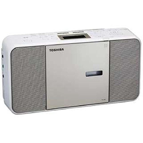 TOSHIBA CD compatible radio TY-C300-N (Satin gold)