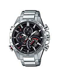 Casio Edifice EQB501XD-1A Time Traveler Smartphone Stainless Steel Watch