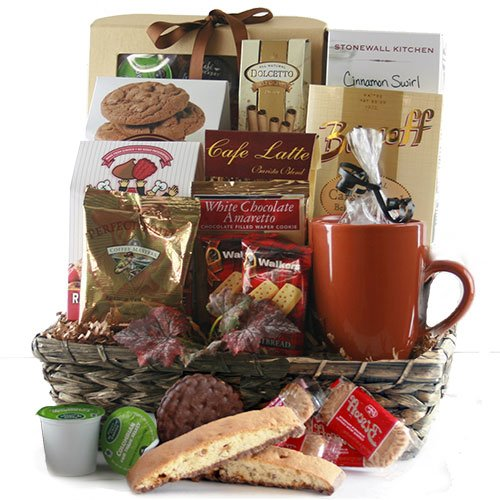 Day Break - K-Cup Coffee Basket