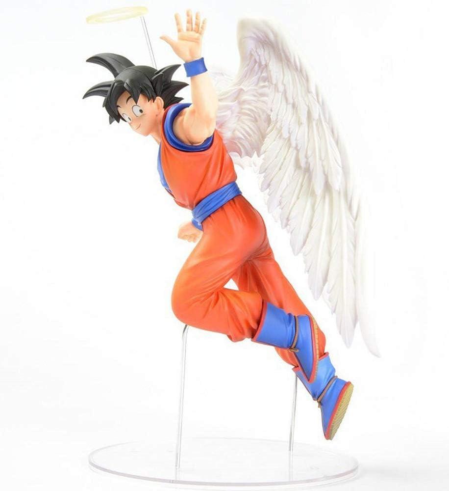 Lupovin 16cm de Dragon Ball Z Darmatic escaparate Quinta Temporada Vol.1 Son Goku Angel Wings Ver Modelo Animado Figura de acci/ón Super Saiyan ni/ños mu/ñeca