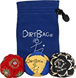 DirtBag All Star Three Pack - Blue/Yellow - Blue Pouch