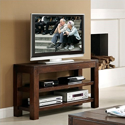 Riverside Furniture Castlewood Open TV Console Table