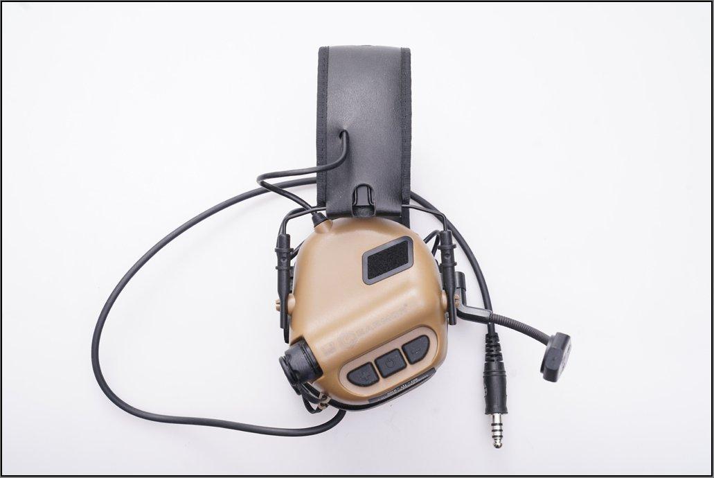 Venta barata Coyote marrón M32 MOD3 Electronic Communication Hearing Projoector Projoector Projoector Coyote marrón  venta al por mayor barato