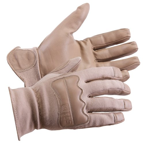 (5.11 Tac NFO2 Gloves, Coyote Brown, Medium)