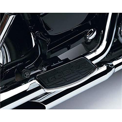 - Cobra Passenger Floorboards for 2002-2007 Honda VTX1800R/S