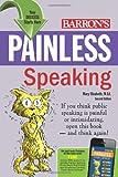 Barron's Painless Speaking (Barron's Painless Series)