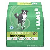 Iams ProActive Health Adult Dog MiniChunks, 33-Pound, My Pet Supplies