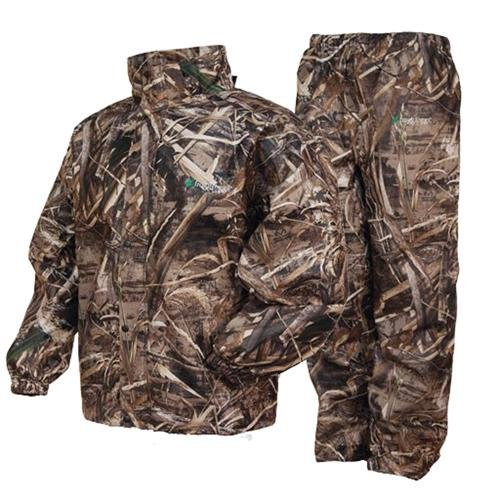 FROGG TOGG All Sports Waterproof Camo Suit , Medium