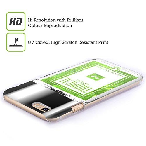Head Case Designs Spezia Tropicale Collezione Profumi Cover Retro Rigida per Apple iPhone 7 Plus / 8 Plus