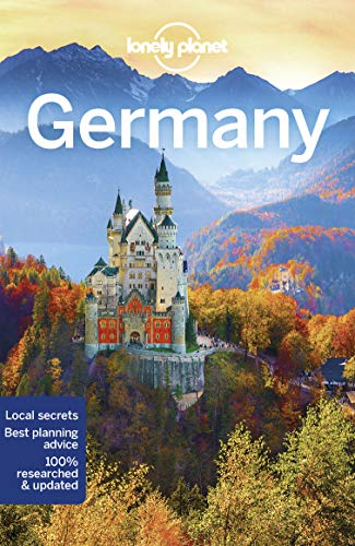 Lonely Planet Germany (Travel Guide) (Qc Mall)