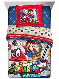 Nintendo Bed Sheets Amazon