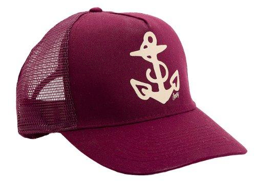 [Sailor Jerry Anchor Trucker Hat] (Sailor Jerry Anchor)