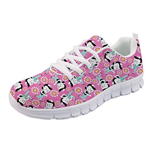 Running Zapatillas Nurse IDEA HUGS Y CC441AQ Mujer Para 9 de RwCXqF