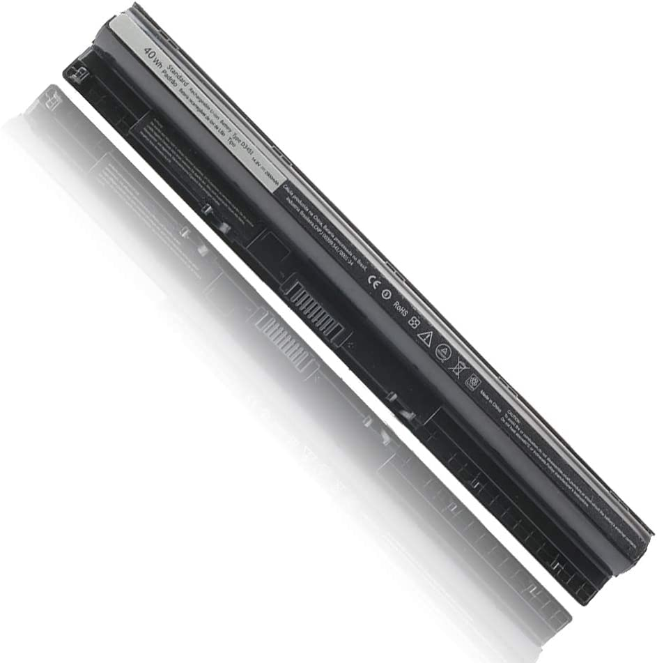 M5Y1K 14.8V 40Wh Battery Replacement for Dell Inspiron 15 14 17 3000 5000 3551 3567 3552 3451 3458 5458 5755 5758 5759 5551 5555 5558 5559 5566 GXVJ3 HD4J0 VN3N0 WKRJ2 P52F 6YFVW K185W