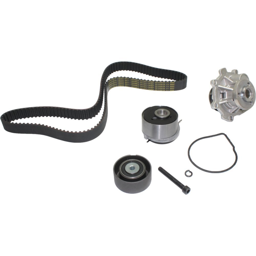 Timing Belt Water Pump Kit For 2009 2014 Chevy Sonic Saturn Aveo5 Cruze Astra Pontiac G3 16l 18l Dohc Automotive